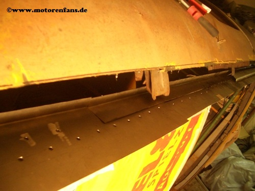 Restauration-VW-Bus-T1-Dach-10