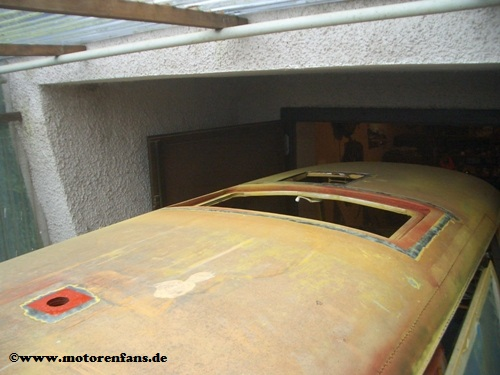 Restauration-VW-Bus-T1-Dach-17