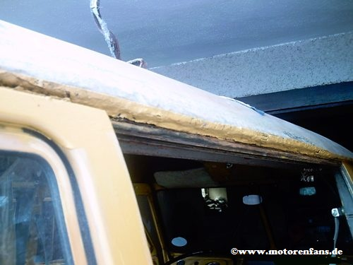 Restauration-VW-Bus-T1-Dach-2