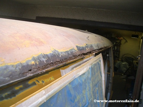 Restauration-VW-Bus-T1-Dach-3
